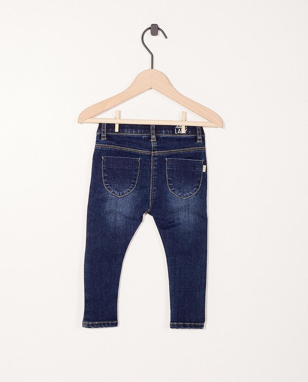 Jeans - navy - Jeans délavé